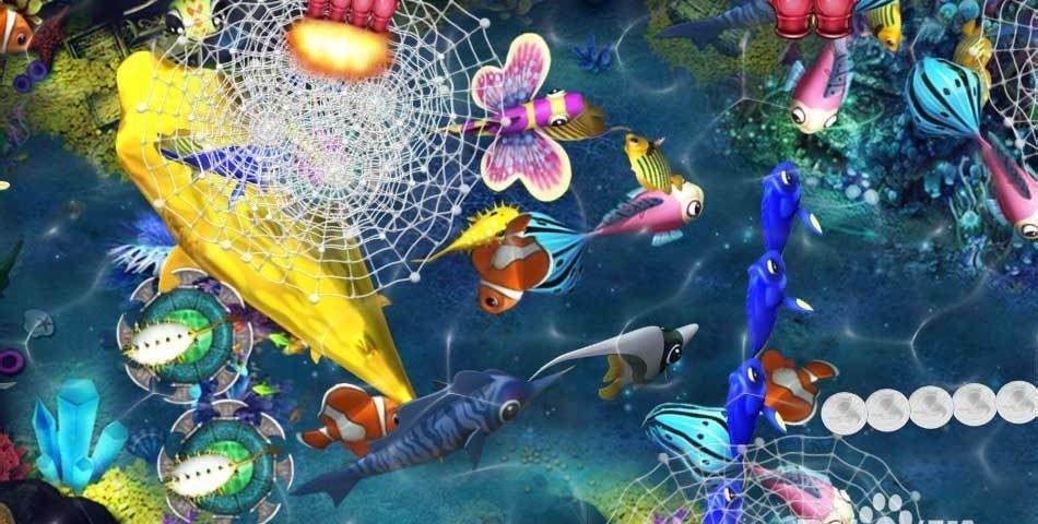 打魚機遊戲玩法 不同魚類的捕捉攻略 贏錢打法